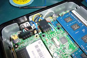 Wiring from USB-CEC to NUC mainboard